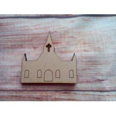 Church D2 Laser Cut